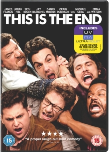 This Is the End, DVD  DVD