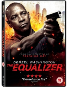 The Equalizer, DVD DVD