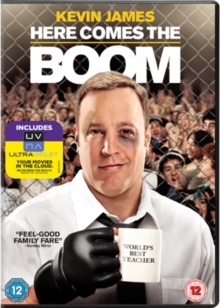Here Comes the Boom, DVD  DVD