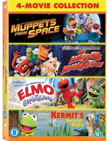 The Muppets Movie Collection, DVD DVD