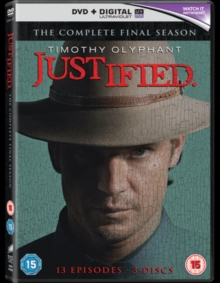 Justified: The Complete Final Season, DVD  DVD
