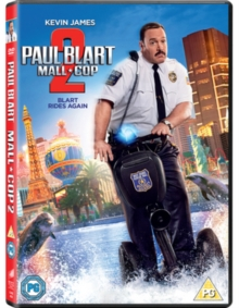 Paul Blart - Mall Cop 2, DVD  DVD