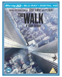 The Walk, Blu-ray BluRay