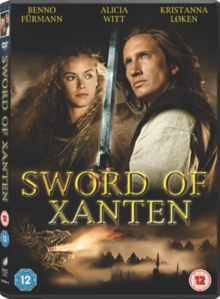 Sword of Xanten, DVD  DVD