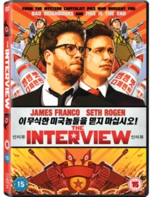The Interview, DVD DVD