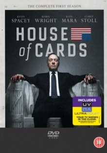 House of Cards: The Complete First Season, DVD DVD