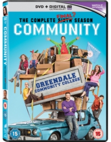 Community: The Complete Sixth Season, DVD DVD