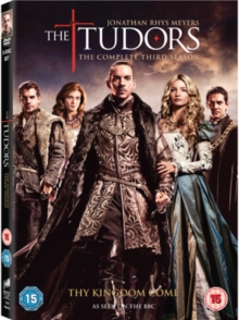 The Tudors: Season 3, DVD DVD