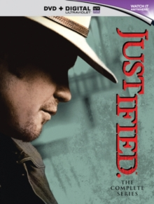 Justified: The Complete Series, DVD  DVD