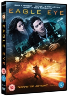 Eagle Eye, DVD  DVD