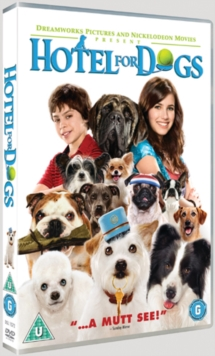 Hotel for Dogs, DVD  DVD