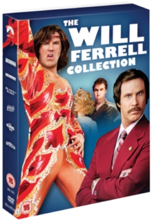 The Will Ferrell Collection, DVD DVD