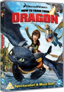 How to Train Your Dragon, DVD  DVD