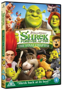 Shrek: Forever After - The Final Chapter, DVD  DVD