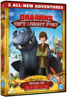 Dragons: Gift of the Night Fury/Book of Dragons, DVD  DVD