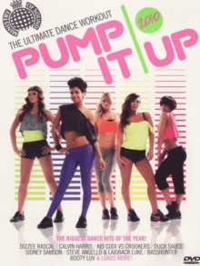 Ministry of Sound's Pump It Up: The Ultimate Dance Workout 2010, DVD  DVD