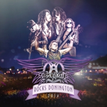 Aerosmith Rocks Donington, DVD  DVD