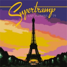 Supertramp: Live in Paris '79, DVD  DVD