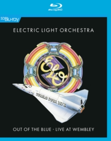 ELO: Out of the Blue Tour - Live at Wembley, Blu-ray  BluRay