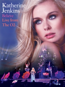 Katherine Jenkins: Live from the O2, Blu-ray BluRay