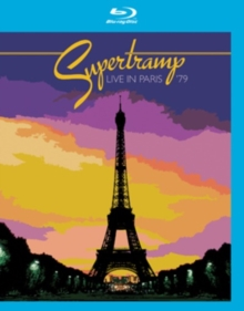 Supertramp: Live in Paris '79, Blu-ray BluRay