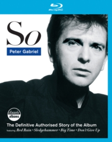 Peter Gabriel: So - Classic Albums, Blu-ray BluRay