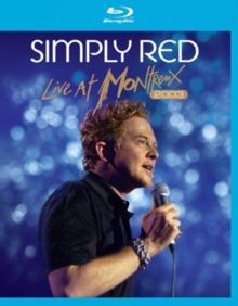 Simply Red: Live at Montreux 2003, Blu-ray BluRay