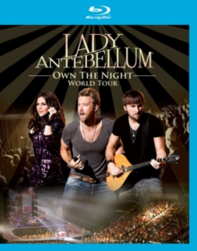 Lady Antebellum: Own the Night World Tour, Blu-ray BluRay