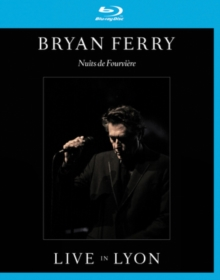 Bryan Ferry: Live in Lyon, Blu-ray BluRay