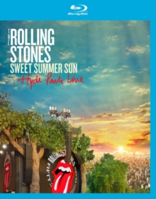 The Rolling Stones: Sweet Summer Sun - Hyde Park, Blu-ray BluRay