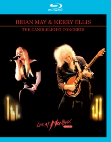 Brian May and Kerry Ellis: The Candlelight Concerts - Montreux, Blu-ray  BluRay