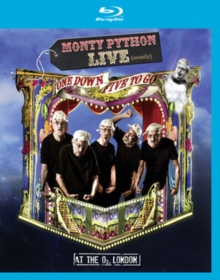 Monty Python: Live (Mostly) - One Down, Five to Go, Blu-ray BluRay