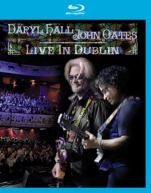 Hall and Oates: Live in Dublin, Blu-ray  BluRay