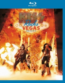 Kiss: Rocks Vegas - Live at the Hard Rock Hotel, Blu-ray BluRay