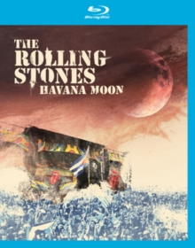 The Rolling Stones: Havana Moon, Blu-ray BluRay