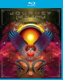 Journey: Live in Manila, Blu-ray BluRay