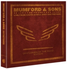 Mumford & Sons: Live from South Africa - Dust and Thunder, Blu-ray BluRay