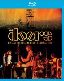 The Doors: Live at the Isle of Wight Festival, Blu-ray BluRay