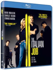 The Italian Job, Blu-ray BluRay