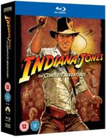 Indiana Jones: The Complete Collection, Blu-ray  BluRay