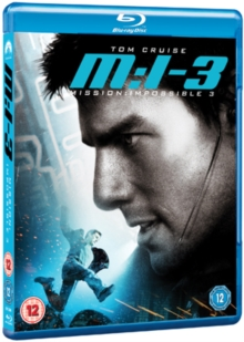 Mission Impossible 3, Blu-ray  BluRay