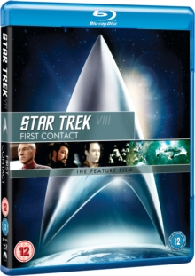 Star Trek 8 - First Contact, Blu-ray BluRay