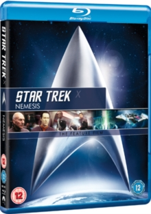 Star Trek 10 - Nemesis, Blu-ray BluRay