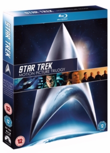 Star Trek Trilogy, Blu-ray  BluRay