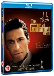 The Godfather: Part II, Blu-ray BluRay