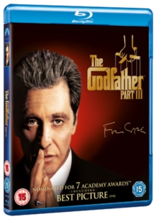 The Godfather: Part III, Blu-ray BluRay