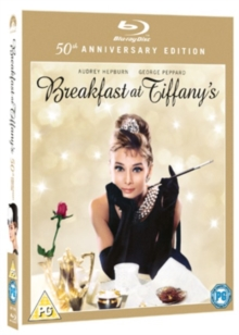 Breakfast at Tiffany's, Blu-ray  BluRay