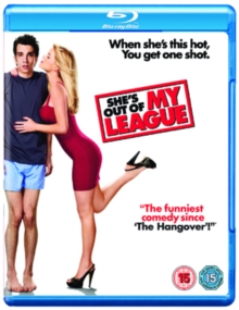 She's Out of My League, Blu-ray  BluRay