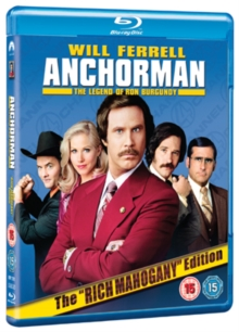 Anchorman - The Legend of Ron Burgundy, Blu-ray  BluRay