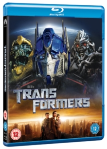 Transformers, Blu-ray  BluRay